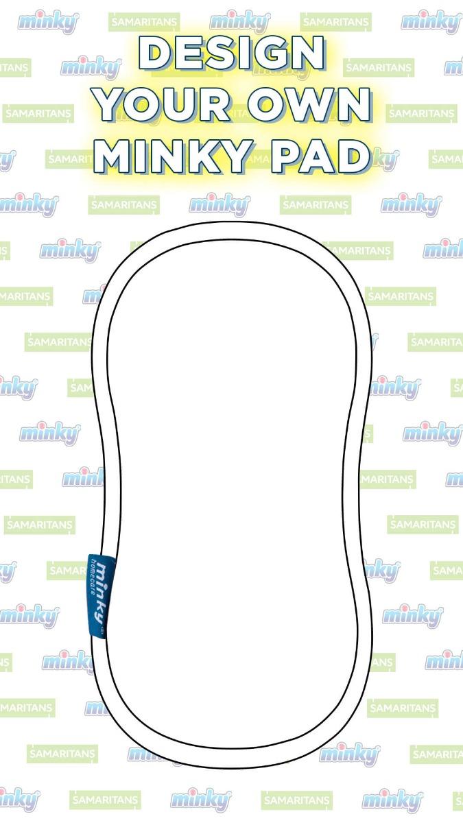 Design a Minky Pad PDF