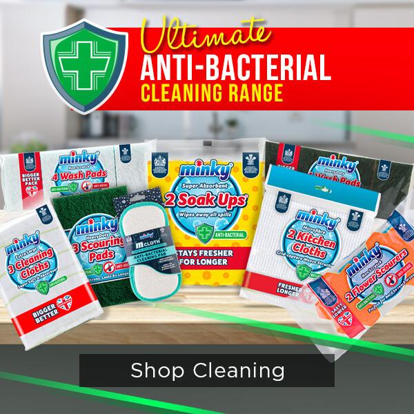 Anti-bacterial range