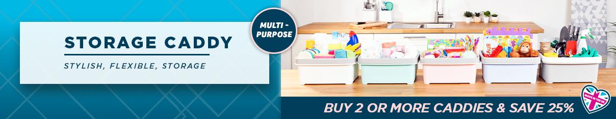 Multi-Purpose Caddy