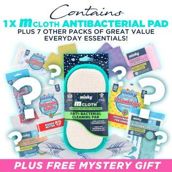 M Cloth Anti-Bacterial Pad Mystery Bundle