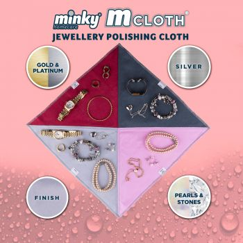 M Cloth Jewellery Polishing Cloth