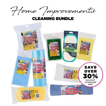 DIY Home Improvements Cleaning Bundle