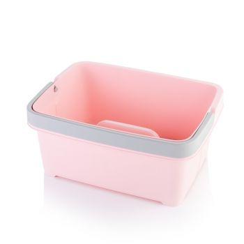 Storage Caddy – Pastel Pink