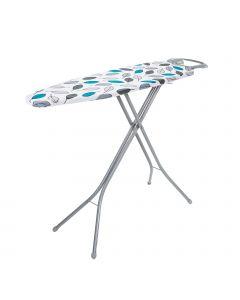 Classic Ironing Board - Leaf Blue