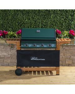 Elbrus 4 Burner Gas Barbecue