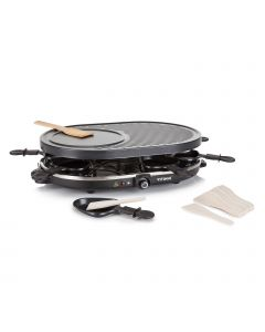 Raclette Grill with Grill Circle