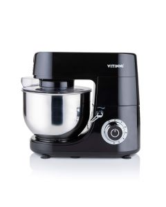 6L 1500W Black Stand Mixer with Planetary Action