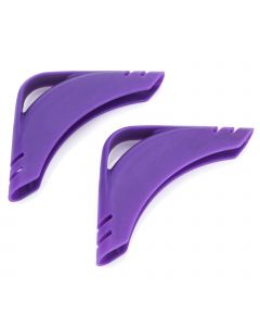 Replacement Essentials Purple Corners - 2pk