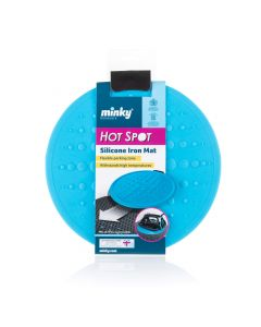 Pro Compact Hot Spot Silicone Rest - Blue
