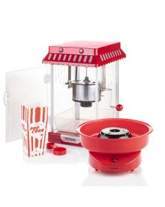 Popcorn Maker with FREE Candy Floss Machine