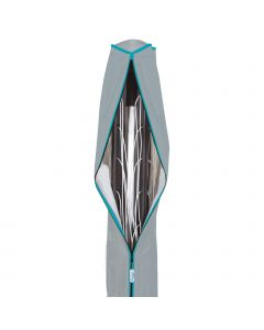 Rotary Airer Cover - Grey/ Teal