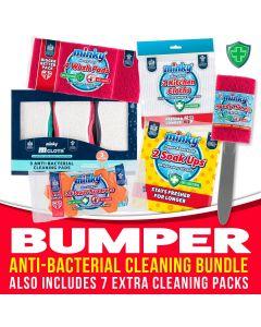 Anti-Bacterial Bumper Cleaning Bundle