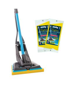 Reflex Sponge Mop with 2 Extra Refills