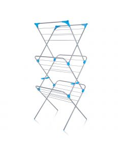 3 Tier Airer - Silver