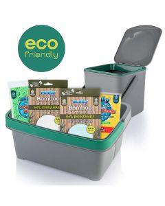 Eco Cleaning & Storage Bundle