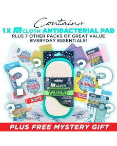M Cloth Anti-Bacterial Pad Mystery Bundle