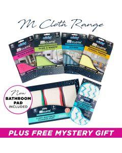 M Cloth Range Bundle