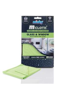 M Cloth Glass and Window