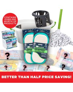 M Cloth Anti-Bacterial Pad Mega Mystery Bucket Bundle