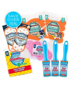 Pet Care Cleaning Bundle