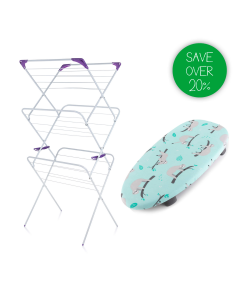 Table Top Ironing Board & Airer