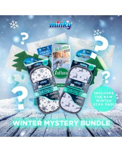 Minky Winter Mystery Bundle With a FREE Bottle of Zoflora